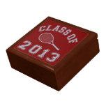 Clase del tenis 2013 cajas de recuerdo