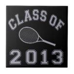 Clase del tenis 2013 teja cerámica