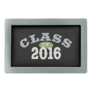 Clase del verde 2016 hebilla cinturon rectangular