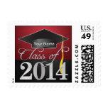 Clase elegante personalizada de la graduación 2014 sello