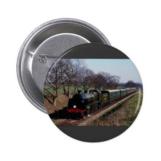 Clase ferroviaria 1618 del Bluebell U Pins