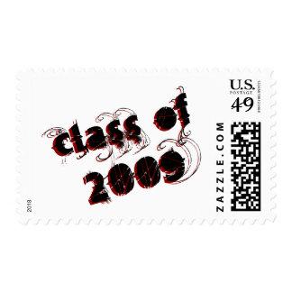 Clase fresca de 2009 camisetas y regalos sellos