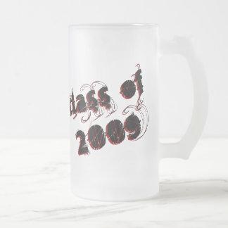 Clase fresca de 2009 camisetas y regalos taza
