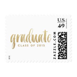 CLASE GRADUADA del sello 2015