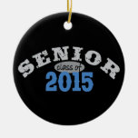Clase mayor de 2015 ornamento de navidad