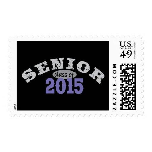 Clase mayor de 2015 sello