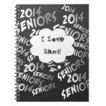 Clase mayor del PERSONALIZAR de 2014 Cuadernos