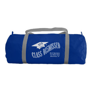 Clase personalizada azul del bolso 2015 del bolsa de deporte