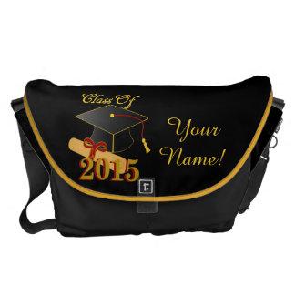 Clase personalizada de la bolsa de mensajero bolsas de mensajeria