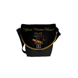 Clase personalizada de la mini bolsa de mensajero bolsas de mensajeria