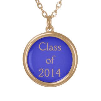 Clase personalizada del collar de la graduación de