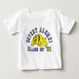 Clase SECRETA de los ALUMNOS de '81 T-shirts