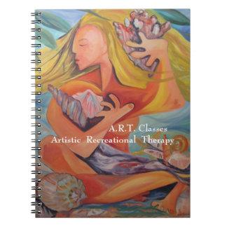 Clases de ARTE - cuaderno