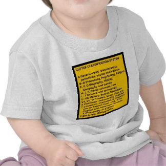 Clasificación expansiva del cortador camisetas