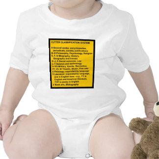 Clasificación expansiva del cortador traje de bebé