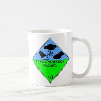 Class 10 Transformation Hazard mug