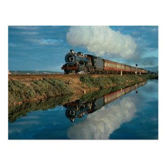 Class 15AR, Port Elizabeth suburban, South Africa Postcard