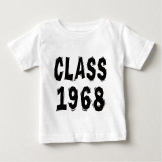 Class 1968 tshirt