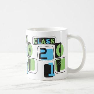 CLASS 2011 Geometrics Mug