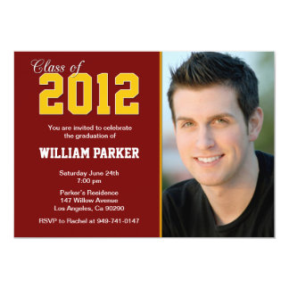 Class 2012 Graduation SCROLL DOWN for 2013 Personalized Announcement