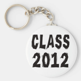 Class 2012 key chains
