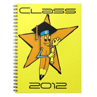 Class 2012 Notebook