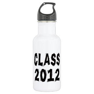 Class 2012 18oz water bottle