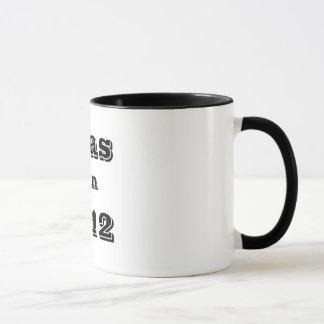 Class 2012 sulks mug