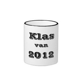 Class 2012 sulks ringer coffee mug