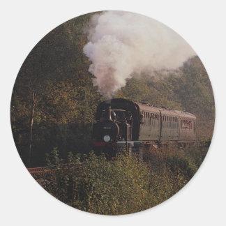"""Class A1X """"""""Fenchurch"""""""" near Horsted Keynes, Blueb Stickers"""