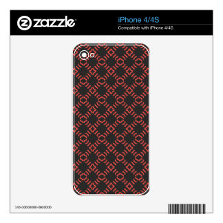 class A design 1.png Decals For iPhone 4