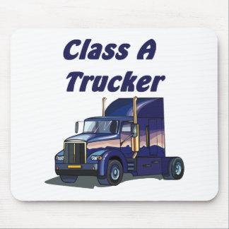 Class A Trucker Mousepad