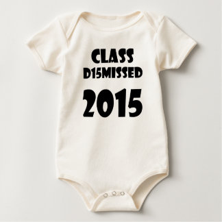 Class Dismissed 2015 Baby Bodysuit