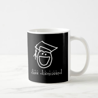 Class Dismissed Graduation Products Coffee Mug