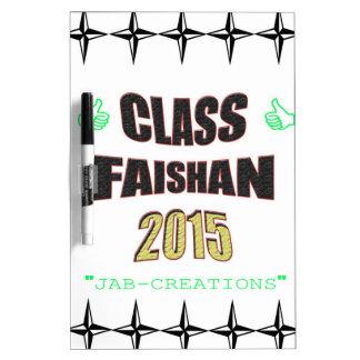 Class Faishan 2015 Image Dry-Erase Board
