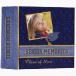 Class Graduation Senior Memories Binder