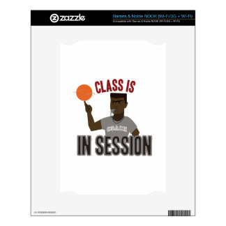 Class in Session Decal For The NOOK
