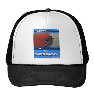Class is in Session t shirt Trucker Hat