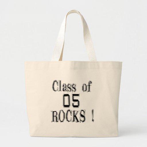 Class of '05 Rocks! Tote Bag