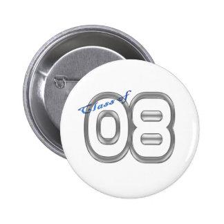 Class of 08 Button