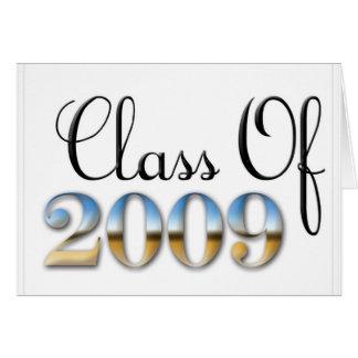 Class of 09 (2) card