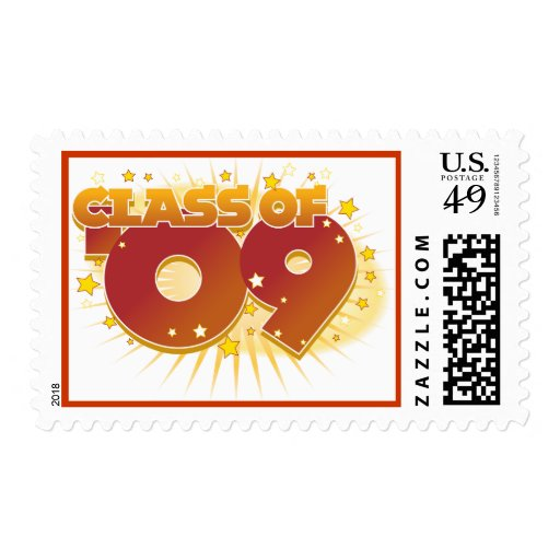 Class of '09 postage stamp