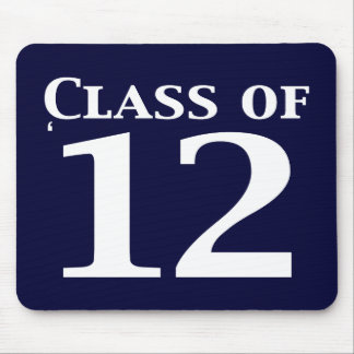 Class of 12 Gifts Mouse Pad