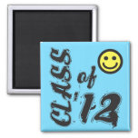 Class of '12 - Senior Class of 2012 Fridge Magnets