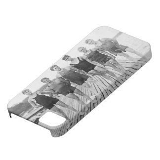 Class of 1912 Swim Team in Cambridge MA iPhone SE/5/5s Case