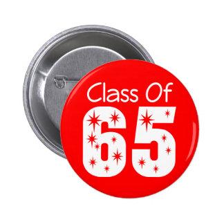 Class of 1965 Button