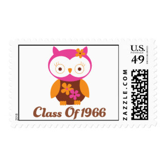 Class of 1966 Reunion Postage Stamps