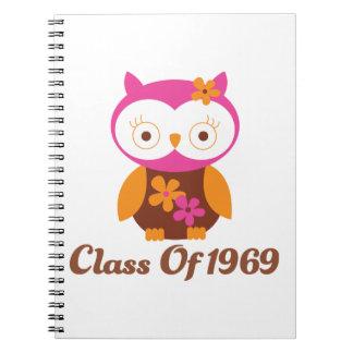 Class of 1969 Reunion Notebook