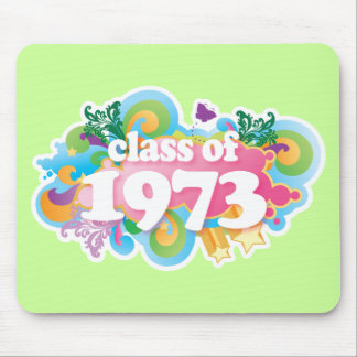 Class of 1973 mouse pad