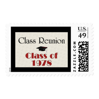 Class of 1978 Postage Stamp